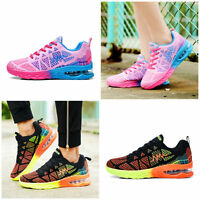 New Women's Fashion Sport Breathable Sneakers Casual outdoor Running Shoes WS54
