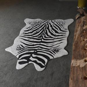 Airi Home Cheyenne Animal Print Area Rug - 5' Ft x 6'6 Ft