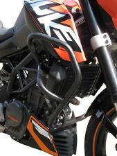 Defensa protector de motor Heed KTM 125 Duke (2011 - 2016) - Negro