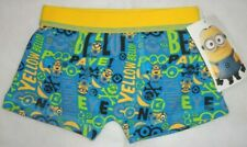 Minion Despicable Me Boxers Boys Underwear Toddler Brief 2 Type 3 - 6 Years