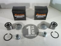 2 x Rear Wheel Bearing Kit To Fit Nissan Micra K12 Note 2003 Onwards PAIR