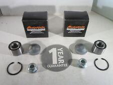 2 x Rear Wheel Bearing Kit To Fit Nissan Micra K12 + Note 2003-Onwards *PAIR*