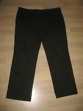 GARDEUR Stretch Freizeit  Hose Gr.27 Gr.56 anthrazit