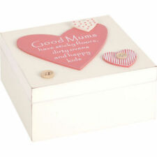 Traditional Decorative Keepsake Boxes with Lid
