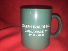 Centennial Coffee Mug JOSEPH TRAUDT INC. Canajoharie, NY