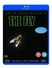 """THE FLY JEFF GOLDBLUM GEENA DAVIES BLU RAY REGION B (AUSTRALIA) """"NEW&SEALED"""""""
