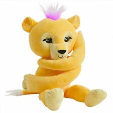 New Fingerlings Hugs Lion Sam - Interactive Plush with Light Up Hair Hot Toy