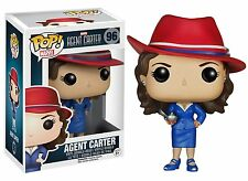 "Funko Pop Marvel Agent Carter Vinyl Action Figure Collectible Toy 3.75"""