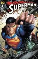 Superman #1 Tyler Kirkham Variant (DC 2018)