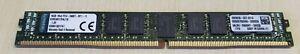 Kingston 16GB 1Rx4 PC4-2400T-RF1 Server memory KVR24R17S4L/16  VLP