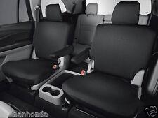 Genuine OEM Honda Pilot 2nd Second Row Seat Cover Elite Models 2016-2018 Covers