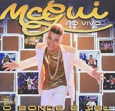 Mc Gui - O Bonde E Seu-Ao Vivo [New CD] Brazil - Import