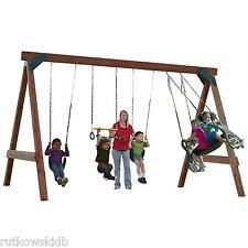 Swing N Slide Scout Swing Set Custom DIY Play Set Hardware Kit