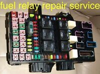 """2003 04 05 06 Ford Expedition / Navigator """"FUSE BOX REPAIR SERVICE"""" w/ WARRANTY"""