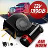 139db Air Horn Blast Compact Twin Tone Loud Horns Car Truck Train SUV 12V