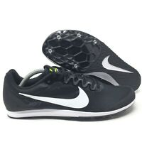 Nike Zoom Rival Size 11 Track Distance Spikes Shoes 907566-017 Men's Black D10