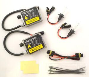 9006/HB4 6000k XENON HID CONVERSION KIT Fog Light headlight kit 9005 h1 h4 H7 H3