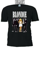 Debbie Harry Blondie Singer Rock Pop Disco Music Men Women Unisex T-shirt 70