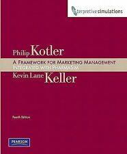Framework for Marketing Management : Integrated PharmaSim Simulation...