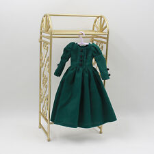 "Takara 12"" Blythe Doll Long Restoring Ancient Ways The Skirt -Dark Green Dress"