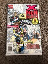 X-Men Unlimited #1 (Jun 1993, Marvel)