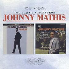 Mathis Johnny / Warm / Swing Softly (1CD)