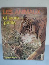 Livre - Les Animaux et Leurs Petits - 1976