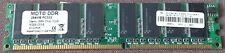 MDT M256-333-8 PC333 DDR RAM 1 Bank 256MB 32x8 Module Arbeitsspeicher