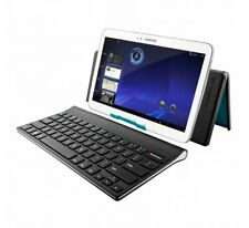 Logitech (920-003390) Bluetooth Tablet Keyboard With Case-Stand