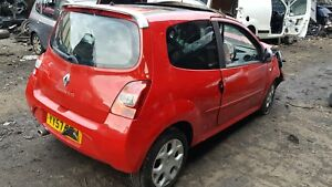 2008 Renault Twingo GT 1.2T Breaking For Spare Parts RED LISTING FOR NUT D4F780