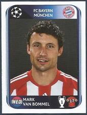 PANINI UEFA CHAMPIONS LEAGUE 2010-11- #285-BAYERN MUNICH/HOLLAND-MARK VAN BOMMEL