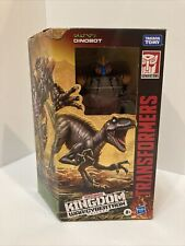 Transformers Dinobot Kingdom War for Cybertron Voyager Class