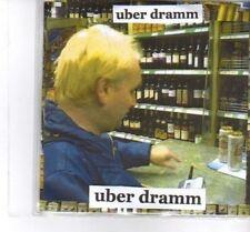 (DF151) Uber Dramm, Uber Dramm - 2007 DJ CD