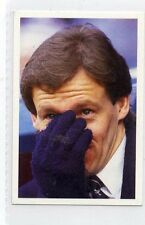 (Jh151-100) RARE,Trade Card Booster of Steve Coppell, Footballer 1986 MINT