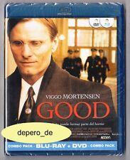 """GOOD"" - War Drama - Viggo Mortensen, Jason Isaacs - BLU RAY + DVD"