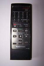 Toshiba Vcr Control Remoto VC-90B para DV90B