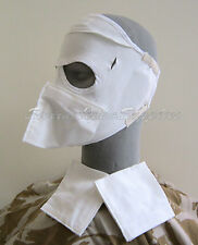 BRITISH ARMY SURPLUS ISSUE MK.2 EXTREME COLD WEATHER FACE MASK,FLAME RESISTANT