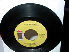 STAX RECORDS VEDA BROWN 1973 SHORT STOPPING /I CAN SEE EVERY WOMANS MAN BUT MINE