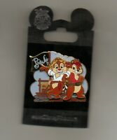 DISNEY PIN Pirate's Lair On Tom Sawyer Island Chip And Dale