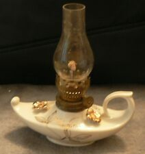 VINTAGE  ALLADIN'S LAMP OIL KEROSENE LAMP GREAT CONDITION, SUPER GIFT
