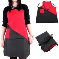 Useful Chic Cooking Apron Hair Salon Hairdressing Cloth for Barber Kitchen Tools