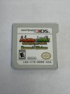 Mario & Luigi: Superstar Saga and Bowser's Minions Nintendo 3DS - FASTEST SHIP!