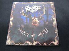 Rwake - Voices Of Omens - EX - CardSleevePROMO!!!!!!!