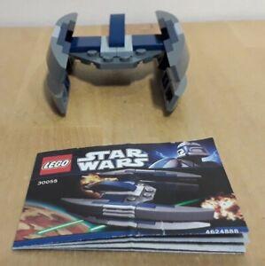 lego star wars 30055 vulture droid mini polybag