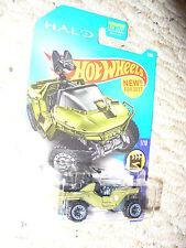 2017 Hot Wheels - HW Screen Time - Halo UNSC Warthog  1/10 ( 2 / 365 )