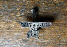 More details for blizzard of ozz vintage 1980's ozzy osbourne metal pin badge