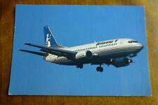 C307 BRITANNIA Airways BOEING 737-300 Airplane Postcard
