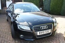 Audi A5 2.0 TFSI Sportback (2010) - black, low mileage, great condition