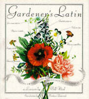 GARDENER'S LATIN: A LEXICON., Neal, Bill., Used; Very Good Book