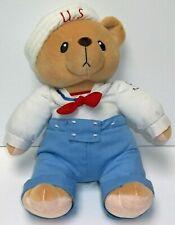 Cherished Teddies Plush Sailor Bear Item # 708569